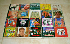 Mixed Lot of 20 Spanish Latin Cuban CD's Lote CD All Used SEE PICS Collection #3