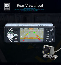 """2DIN 4.10"""" HD In Dash Car TFT Screen Bluetooth Stereo MP3 MP5 & Rearview Camera"""