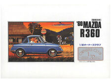 NEW ARII 1960 MAZDA R360 1/32 Scale PLASTIC MODEL KIT OWNERS CLUB SERIES