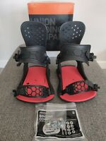 Union Strata Bindings Large Men's- Black