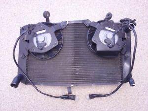 Wasser Kühler Lüfter Yamaha FZ1-S FZ1-N Fazer FZ8 S N radiator cooler RN16 2011
