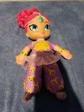 Fisher-Price Plush & Plastic Doll Toy 12'' 2016 Genie Dance Shimmer
