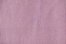 Fester Hosenstoff gestreift rose-brombeer Hilco 50 cm x 150 cm Colour Luz