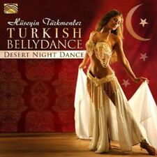 H seyin T rkmenler - Turkish Bellydance: Desert Night Dance [New CD]