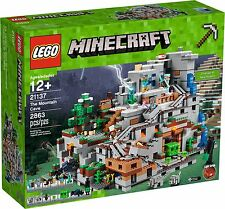 LEGO® Minecraft™ 21137 Die Berghöhle NEU OVP_ he Mountain Cave NEW MISB NRFB