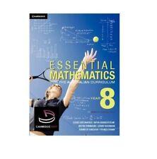 Essential Mathematics for the Australian Curriculum Year 8 - David Greenwood