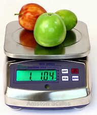 13 x .001 Lb Digital Scale Kitchen Food Diet Portion Control Water Proof Weight