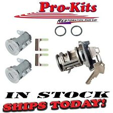 FITS 73 74-89 Ignition Door Lock KEYS Challenger Charger Duster A B E body NEW