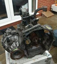 AUDI A2 5 speed manual gearbox 1.4 TDI Lupo SEAT AMF ENGINE EWQ GEAR BOX 39k