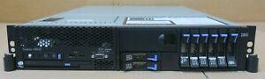 IBM System X3650 2x 4C X5450 3GHz 4GB Ram 7x 146GB + 1x 300GB HDD 2U Server