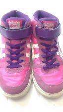 TIGER - scarpe da ginnastica - colore rosa viola bianco - N° 33.5 - 21 cm -USATE