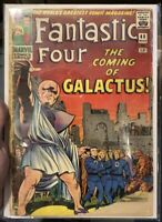 Fantastic Four #48, 0.5-1.0? LOW GRADE, 1st Silver Surfer & Galactus **HOT KEY**