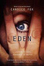 Eden (An Archer and Bennett Thriller) by Fox, Candice