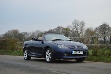 2003 MG TF 1.8 135      ***Extensive history, £9k invoices, full leather***