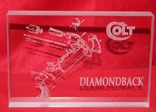 COLT Firearms Diamondback Paperweight