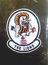 SUBIACO & AMPOL Vinyl Decal Sticker PETROL afl vfl WAFL LIONS