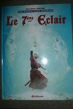 BD godefroy de bouillon n°1 le 7ieme eclair EO 1995 TBE cayman