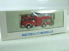 "RIETZE  FEUERWEHR ""MODELL FAN"" SPIELWAREN MESSE 2005   IA80"