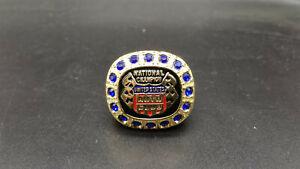 1983 USAC Midget SALIGOE racing club National Sprint Car Championship Ring