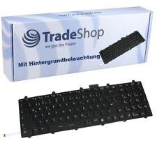 Original Tastatur mit Hintergrundbeleuchtung QWERTZ DE für MSI MS-16GC MS-16GF