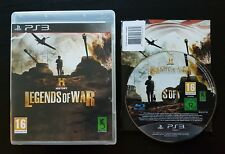 History Legends of War - PlayStation 3 - Free, Fast P&P!