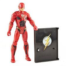 "DC Comics Fny04 Justice League The Flash Action Figure 6"""