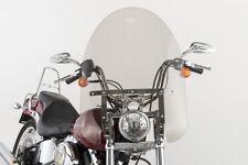 "Harley Davidson 883 1200 Sportster 22"" Smoke Tinted Windshield w/Chrome Hardware"