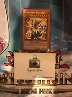 Yu-Gi-OH!: Beast King Barbaros  JUMP-EN032 Ultra  Rare  Anglais