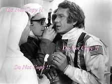 Steve McQueen Le Mans MOVIE Portrait 1971 FOTOGRAFIA 12
