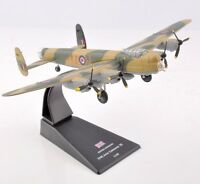 1/144 United Kingdom 1945 Avro Lancaster BI Bomber Aircraft Model Collection Toy