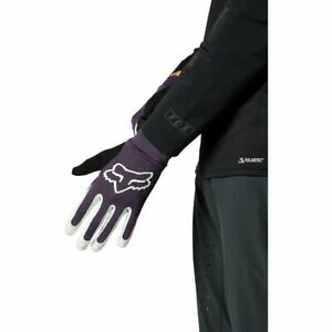 Fox Racing 2021 Flexair Gloves Dark Purple