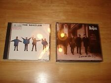 Beatles Help! CD  Live At The BBC 2x CD Mono Ticket To Ride Yesterday Lose Girl