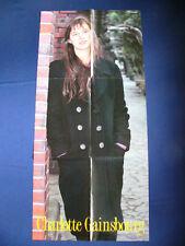 1990 Charlotte Gainsbourg / Gloria Yip Japan VINTAGE Poster