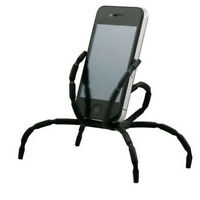 Cell Phone Holder Creative Spider Leg Mobile Phone Support Rack Desktop Hold-Aid