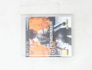 REMEMBER ME SONY PLAY STATION 3 ps3 ITA  ANNO 2013 [GG3-019]
