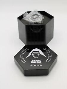 NIXON Star Wars Herrenuhr Time Teller SW Kylo Black (A045SW)