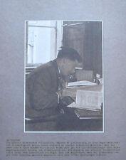 AM TELEFON - BUCHHALTUNG um 1930 Österreichische Spar-Casse 2 Kunstdrucke print