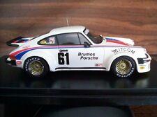 PORSCHE 934 # 61 BRUMOS RACING 1977 DAYTONA 24 Hours GREGG / BUSBY - IXO 1/43