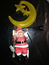 Décoration De Noël Lumineux Père Noël Extérieur / Intérieur