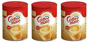 Nestle Coffee Mate Original Nestle Whitener Tub 150 Servings Pack of  3 X 1Kg