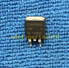 1pcs SUM90N06-4M4P-E3 MOSFET N-CH D-S 60V D2PAK 90N06 SUM90N06