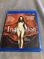 Inquisition (Blu-ray, 1976) Cult Horror