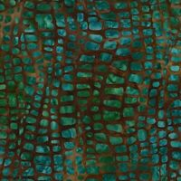 Artisan Batiks: Tavarua 2 Robert Kaufman Cotton Quilt Fabric AMD-18854 48 Jungle