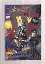 BACKLASH/SPIDER-MAN #1 NM 9.4 (AMERICAN ENTERTAINMENT) *RARE* HTF! 1996