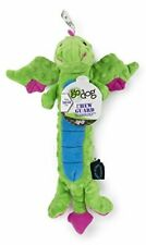New listing , Dragons, Skinny, Squeaker Dog Toy, Chew Resistant, Durable Plush, Soft,