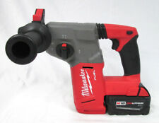 "Milwaukee Fuel 1"" (25 mm) 2712-20 SDS Plus 18V Rotary Hammer w/ M18 XC Battery"