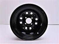 QuadBoss Steely Wheel 12x7 2+5 Offset 4/4 Bolt Pattern