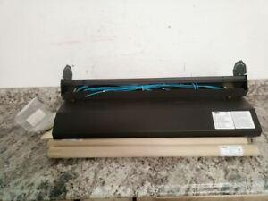Fostoria 342-30-TH-480V 480VAC 5000W 17065 BtuH Cap Electric Infrared Heater