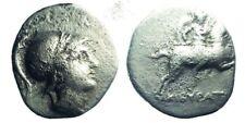 RARE-Phrygia, Kibyra. Ares.AR Drachma.Ancient Greek Coin