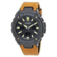 Casio G-Shock G-Steel Black Dial Mens Multifunction Watch GSTS120L-1BCR